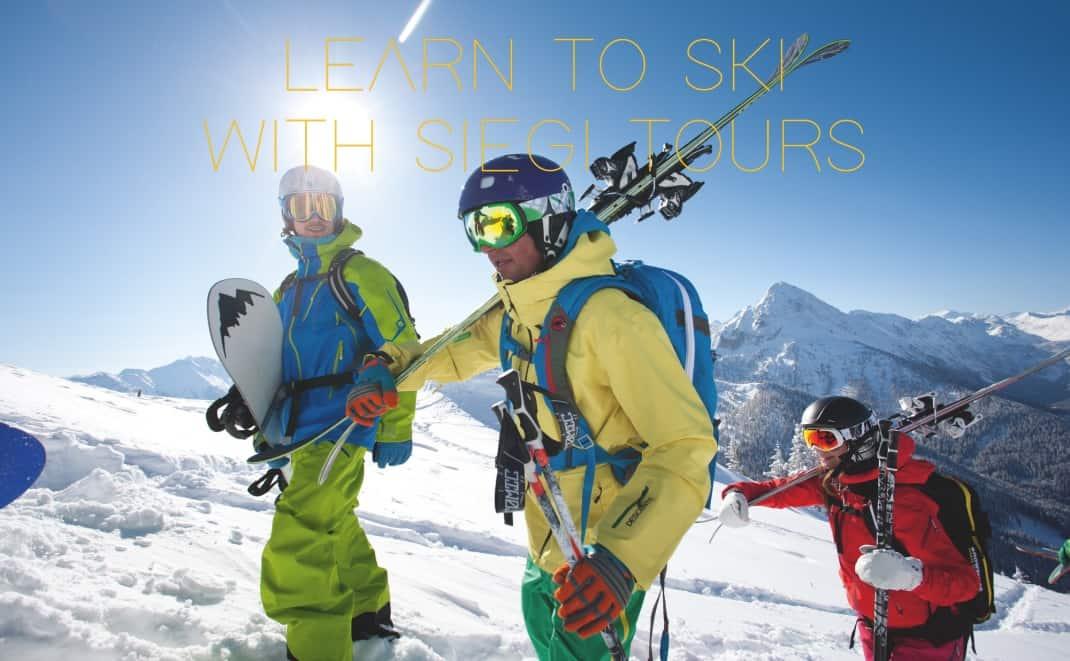 learn to ski austria