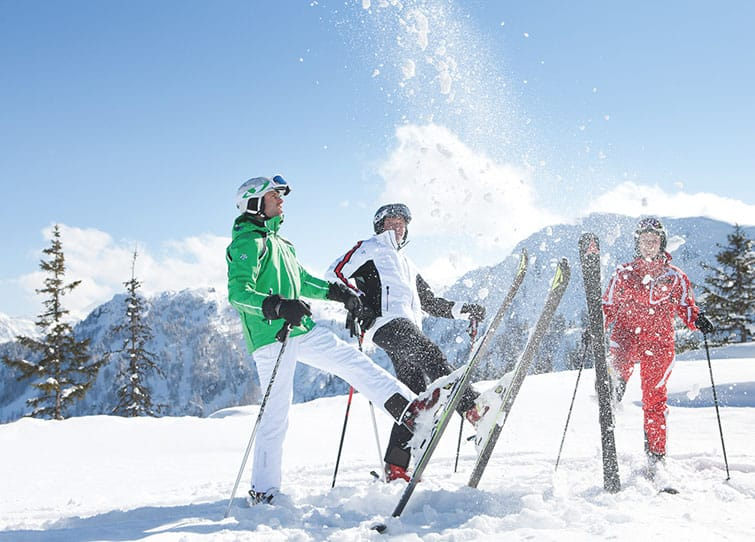 learn to ski vacation deals