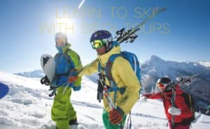 learn to ski austria